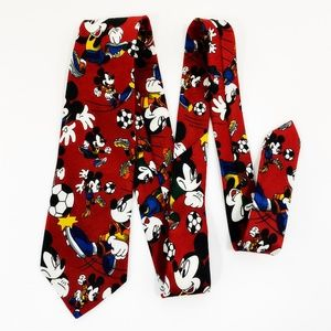 Mickey Mouse Boys Tie